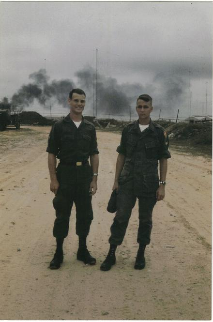 Randy smith jim longton phu bai 1966